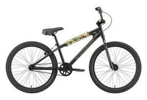 "Black-Ops SpecOp 24"" BMX Freestyle Bike-Black"