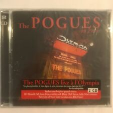 The pogues in Paris 2 cd neuf sous blister