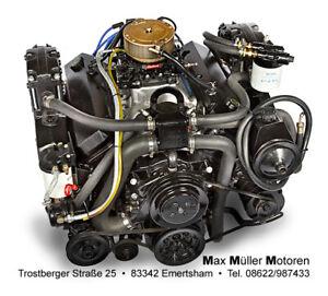 Mercruiser, Chevy Motor, GM Motor   5,7 Ersatzteile, Bausätze