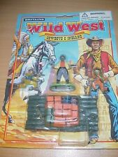 BRITAINS - WILD WEST 'COWBOYS & Indians'  - #7528