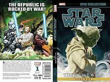 Star Wars Legends Epic Collection: The Clone Wars, Volume 1 by Ostrander, John