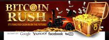 Bitcoin Rush- MP4 Video Tutorials on 1 CD