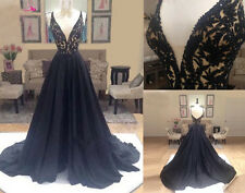 Black Gothic Evening Dress Wedding Dresses Vintage Bridal Gown Ball Gowns 2017