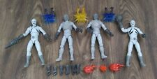 Power Rangers Lightning Collection Mighty Morphin Z Putty Patrol & Regular Used