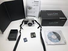 Panasonic LUMIX DMC-GM1 16.0MP Digital Camera - Black (Kit w/ 12-32mm Lens)