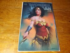 🔥 Wonder Woman #750 Exclusive Shannon Maer Variant DC with Sketch COA!