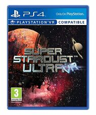 Super Stardust Ultra VR (PSVR) [PlayStation 4 PS4, Region Free, PSVR Compatible]
