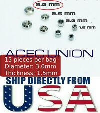 Metal Detail Up 3.0mm Air Hole Parts Set For Bandai MG HG Gundam - U.S.A. SELLER