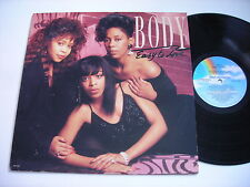 Body Easy to Love 1990 LP VG++ ERROR