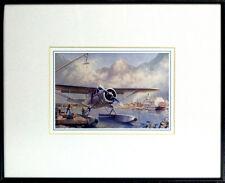 Reflections by John Fehringer Framed Mini Print Cessna
