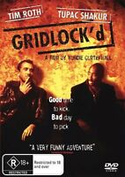 Gridlockd DVD Tim Roth - Tupac Shakur 2 PAC Movie - R-RATED