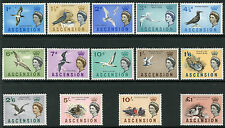 ASCENSION  ~  #75 - 88  Mint VERY Light Hinged Set  ~  BIRDS ~  S3609