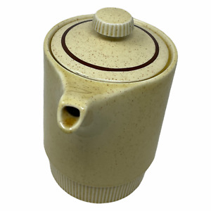 Poole Pottery Parkstone Pattern 2 Pint Coffee Pot