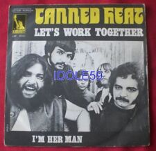 Disques vinyles singles Canned Heat