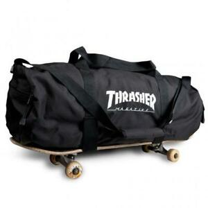 Thrasher Skate Mag Board Carrying Duffel Bag: New & Authentic Skateboard