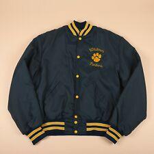 Vintage Whitmer Panthers American Football USA Bomber Jacket Men's Large R15020