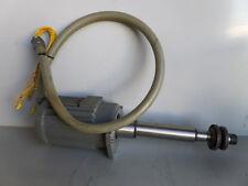 DoALL GRINDER SPINDLE AC MOTOR MODEL WS FRAME C-42 LOT# 1647M James