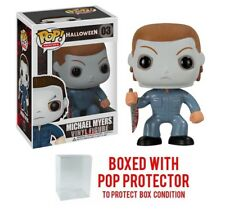 Funko POP! Halloween Michael Myers #03 Collectible Vinyl Figure w/ Case
