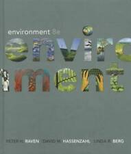 Environment - Hardcover By Raven, Peter H. - ACCEPTABLE