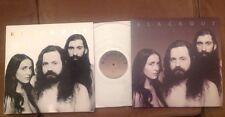 Blackout S/T Die Hard Clear Vinyl LP X/75 Monolord Danava Sleep Uncle Acid Melvi