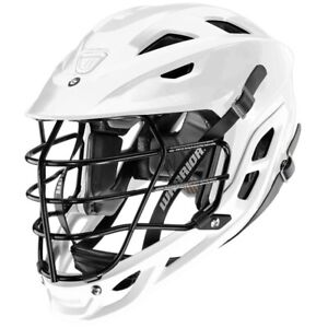 Warrior Burn Lacrosse Helmet Size Medium