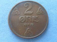More details for norway / norge 2 ore 1876-1932 select year box from £2.00 uk post paid