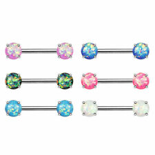 Universal 14g (1.6 mm) Thickness Gauge Bar/Barbell Body Piercing Jewellery