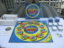 """The 80's Game """"How Much Do You Remember~New In Opened Box~Sealed Game Parts"""