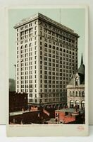 Pittsburg Pa Frick Building and Courthouse Pittsburgh Penna UDB Postcard F10
