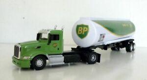 Peterbilt Cab 386 BP Petrol Tanker Oil Tanker Fuel Tanker 1/43 Truck Early Model
