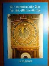MECKLENBURG-VORPOMMERN - Rostock Astronomische Uhr der St.-Marien-Kirche (2011)