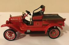 1922 FORD FIRE ENGINE NATIONAL MOTOR MUSEUM 1/32 SCALE DIECAST COA