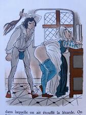 CURIOSA Hippocrate & Vénus illustré par Pierre LEROY 3/3 1951 N°   19