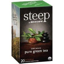 Steep by Bigelow Organic Pure Green Tea