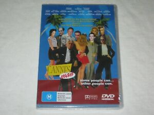 Cannes Man - Brand New & Sealed - All Regions - DVD