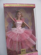 Barbie Flower Ballerina from the Nutcracker, 2000, NRFB