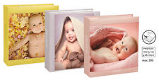 3 PEZZI ALBUM FOTO Rachael Hale per 200 foto in 10x15 cm modulare ALBUM FOTO