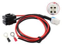 4pin 12AWG DC power cable for Yaesu Icom IC-7100 IC-7300 IC-7000 IC-7610 Alinco