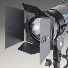 BRONCOLOR  4 LEAF BARNDOORS FOR PICOLITE/MOBILITE FLASH HEADS - 33.244.00