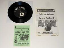 """Behind the Eightball - 7"""" EP - 2003-privé German Rockabilly"""