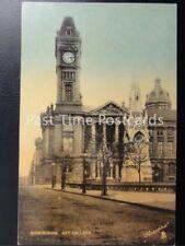 Birmingham ART GALLERY c1905 Raphael Tucks - Tintophe series 5903