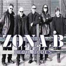 Zona B Devil Blues Album 2007 One Records Serbia Bosnian Croatian Electric