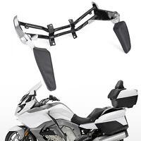 Moto Réglable Arrière Accoudoir De Passager Pour BMW K1600GTL 11-18 Black
