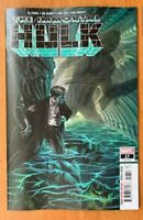 IMMORTAL HULK 17 2019 Alex Ross Main Cover A 1st Print  Marvel NM+