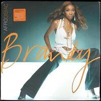"BRANDY ""AFRODISIAC"" 2004 VINYL 2X LP ALBUM 15 TRACKS R&B ~RARE~ HTF *SEALED*"