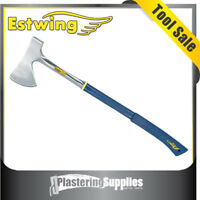 Estwing Long Handle Campers Axe With Shock Reduction Grip® & Sheath E45A
