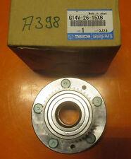 orig.Mazda 6,323,626,MPV,Premacy (BJ,GW,GY,GG,LW) G14V-26-15XB,Radlager,Radnabe