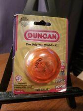 "Duncan Imperial Orange YoYo Original Classic Brand New YoYo World""s #1"