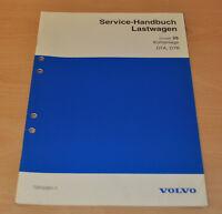 Volvo D7A D7B Kühlanlage LKW Lastwagen Truck Werkstatthandbuch