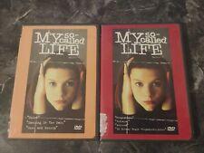 My So Called Life Volume 1 & 5 (Dvd) Like New!